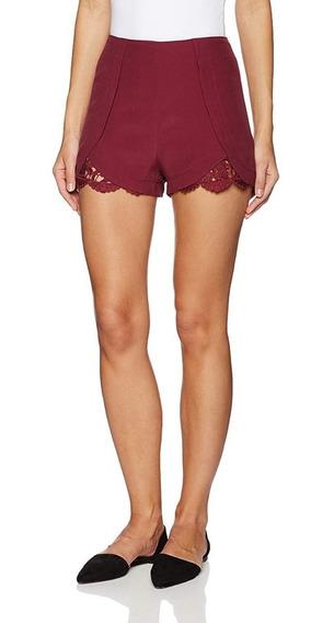 Shorts Mujer Threadsence Pantalones Cortos A La Cintura