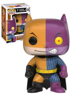 Funko Pop! Two-face Impopster 123 - Dc Super Heroes