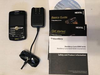 Blackberry Nextel Curve 8350i Nuevo Sin Caja
