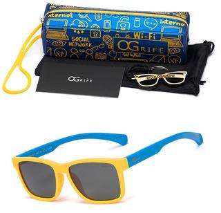 Oculos Ogrife Solar Infantil Og 966-i Unissex Polarizado