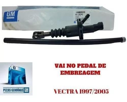 Cilindro Atuador Pedal Embreagem Vectra 1997...2005 Original