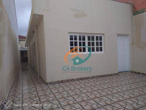 Imagem 1 de 26 de Casa Com 3 Dormitórios À Venda, 130 M² Por R$ 530.000,00 - Jardim Brasil - São Paulo/sp - Ca0370