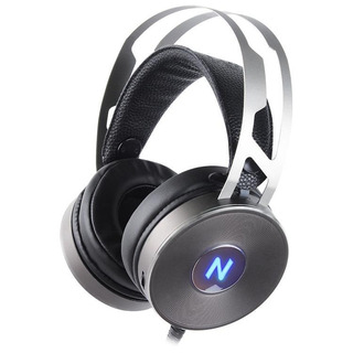Auricular C/ Microfono Noganet Spire Pc & Consolas Usb Led