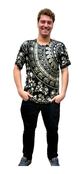 10 Camisetas Indiana Masculina - Atacado