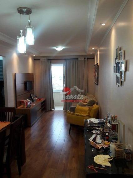 Apartamento Com 2 Dormitórios À Venda E Locação, 55 M² Por R$ 340.000 - Vila Marieta - São Paulo/sp - Ap1204