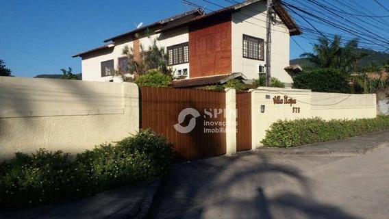 Casa Residencial À Venda, Itaipu, Niterói. - Ca0230