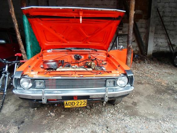 Dodges Dart 1970 Y1972 Tiene 4 Puertas Motor 225