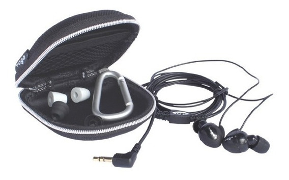 Fone De Ouvido Intra-auricular Cd-3 In Ear Prof Yoga Cd 3