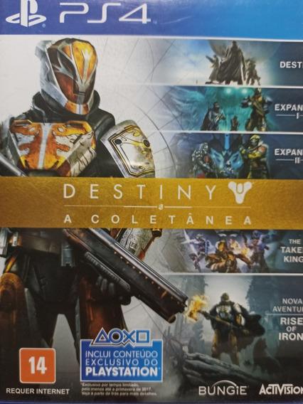 Destiny A Coletânea Ps4 Mídia Física , A Pronta Entrega