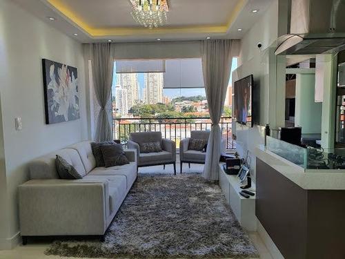 Apartamento Com 2 Dormitórios À Venda, 69 M² Por R$ 599.000,00 - Ipiranga - São Paulo/sp - Ap2601