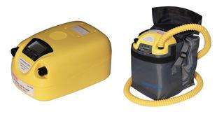 Compressor De Ar Elétrico Speedy Air Pump - Recarregável 12 V