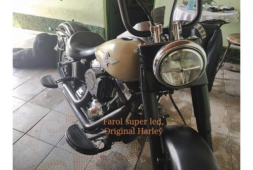 Imagem 1 de 15 de Harley Davidson Fat Boy Special