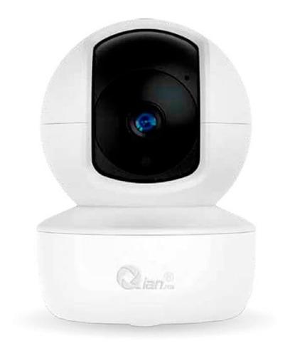 Imagen 1 de 3 de Camara De Seguridad Qian Qcy-62401 Mini Inalamb 1080p Infrar