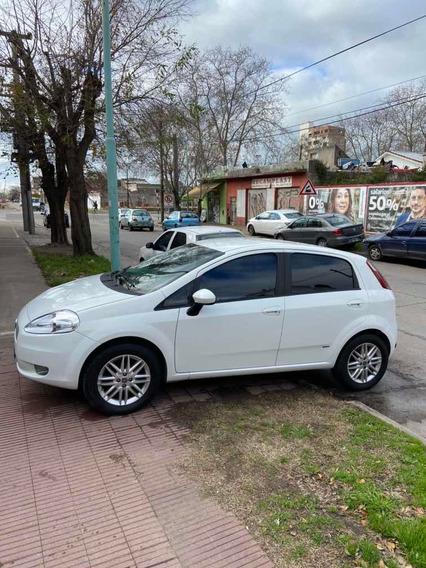 Fiat Punto 1.6 Essence 2012