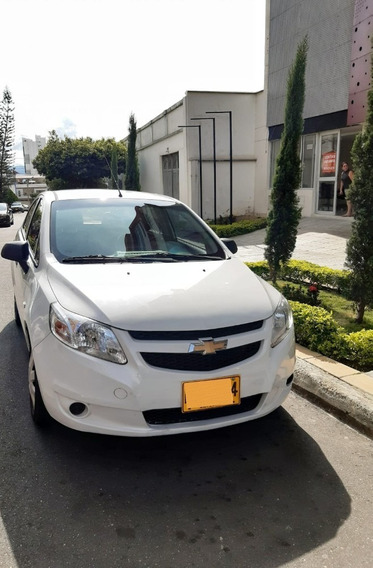 Chevrolet Sail 2018 Blanco