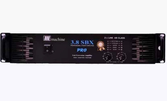 Amplificadores 3.8 Machine Pro