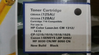 Lote Toner 125a,128a, 1312,1415, Hp, Brother,canon, Sams...