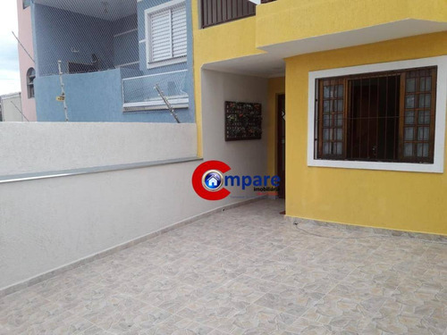 Imagem 1 de 18 de Sobrado 3 Dorms 1 Suite 2 Vagas - So2216