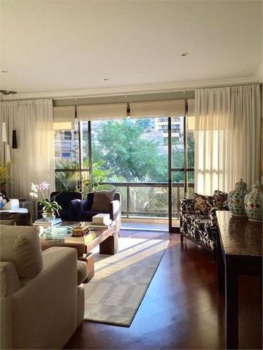 Apartamento Com 3 Dormitórios E 3 Vagas À Venda No Morumbi - 170-im515305