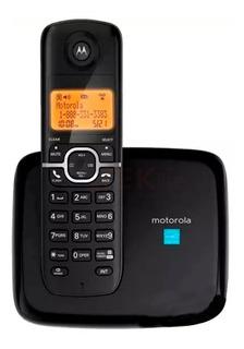 Telefono Motorola Con Altavoz Inalambrico L601m Dect 6.0