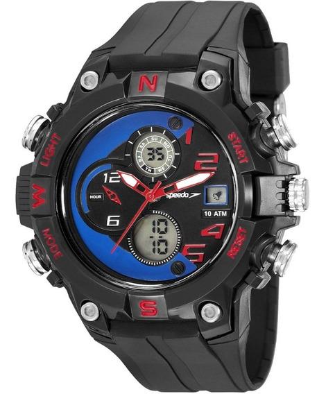 Relógio Speedo Masculino Esportivo 81204g0evnp1