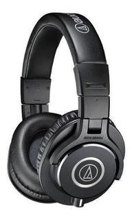 Auricular Profesional Audio Technica Ath-m40x Nuevo Garantia