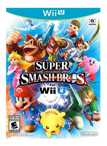 Super Smash Bros. Wii U - Juego Fisico - Prophone