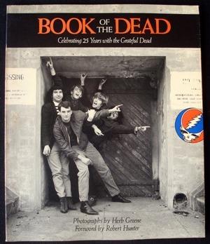 Livro Grateful Dead Book Of The Dead Celebrating 25 Years