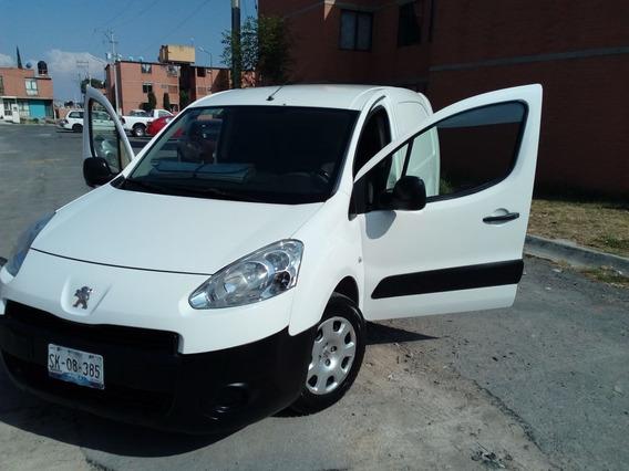 Peugeot Partner 1.6 Hdi Maxi Plus Mt 2013