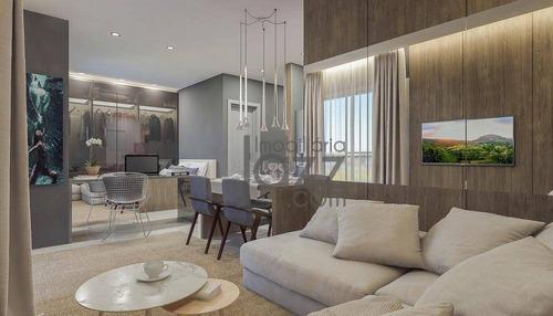 Apartamento Com 1 Dormitório À Venda, 45 M² Por R$ 618.800,00 - Aclimação - São Paulo/sp - Ap5708