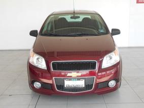 Chevrolet Aveo Sin Definir 4p Lt L4/1.6 Man. Linea Nueva