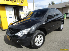 Ssangyong Actyon Mt 2300cc Aa