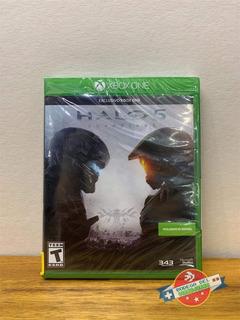 Juego Físico Halo 5 Guardians - Xbox One Nueva