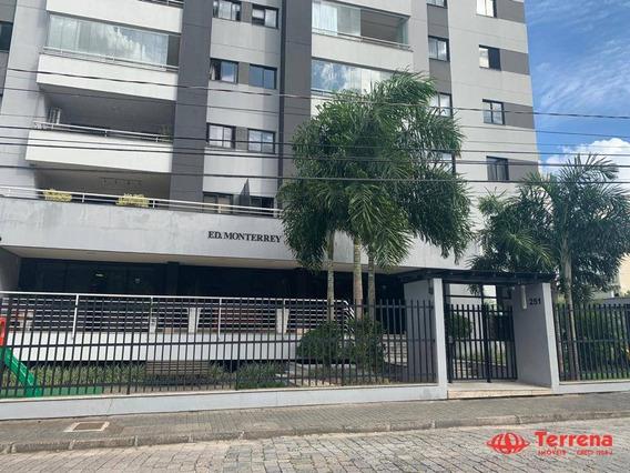 Apartamento 3 Dormitórios Mobiliado, Bairro Vila Nova, Blumenau/sc - Ap0316