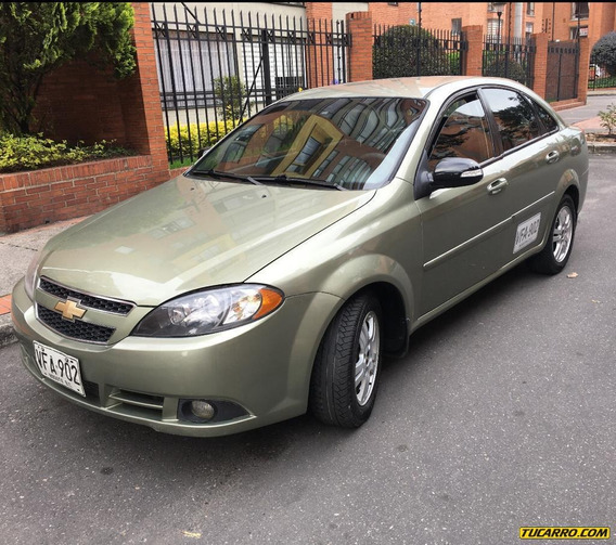 Chevrolet Optra Advance 1600