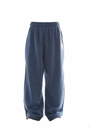 Pantalon Jogging Ancho Friza Puño Ajustable The Dark King