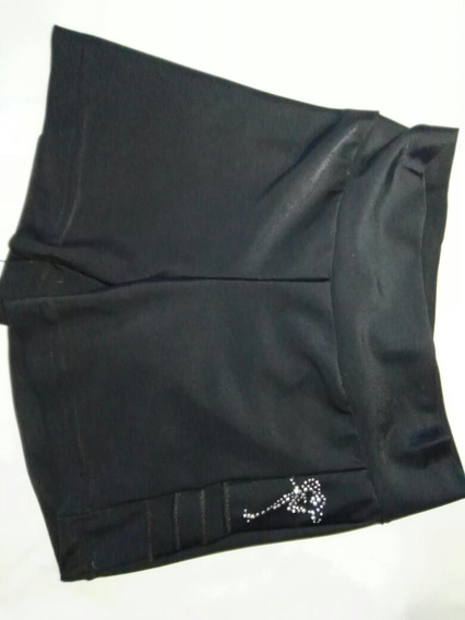 Shorts Con Diseño De Patín