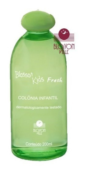 Colonia Infantil Blosson Kids Fresh 200ml Loja Oficial