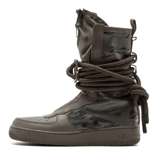 Tenis Nike Sf Af1 Hi Special Force Air Force Aa1128-203 Bota