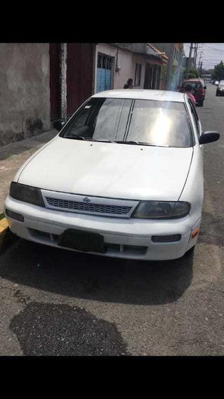Nissan Altima 2.5 Gle Aa Piel Qc Cd At 1997