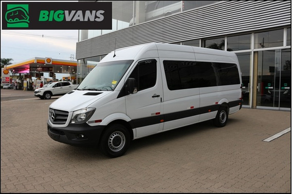 Sprinter 2019 415 0km Bigvan Elite 19l Paris Black Branca