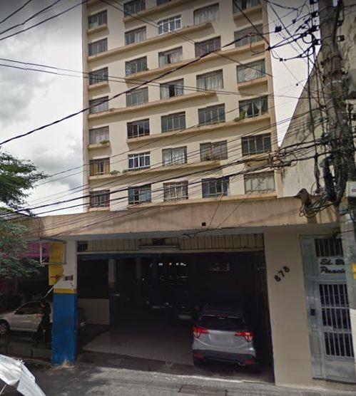Apartamento Em Campos Elíseos, São Paulo/sp De 23m² 1 Quartos À Venda Por R$ 103.200,00 - Ap288225