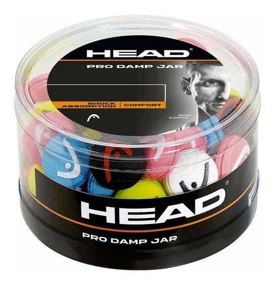 Antivibrador Head Pro Dampener Jar 70 Unidades