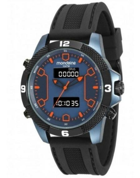Relógio Masculino Mondaine Anadig 99103gpmvtu2