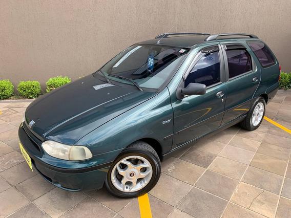 Fiat Palio 1.6 Mpi Elx Weekend 8v Gasolina 4p Manual