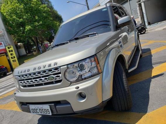 Land Rover Discovery 4 Se 3.0 Sdv6 4x4 Diesel Automática