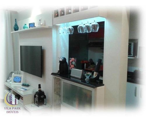 Lindo Apartamento 2 Dormitórios Moveis Planejados - Jaguaré - São Paulo/sp - Ap1545