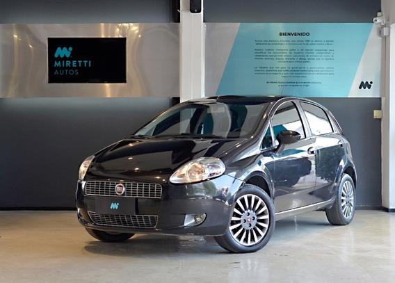 Fiat Punto 1,8 Hlx 2010