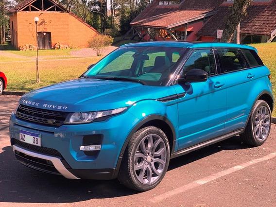 Range Rover Evoque Dynamic 2014/14 Top Com Teto Impecável