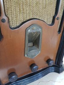 Radio Thumbstone Ge 1930 - Funcionando